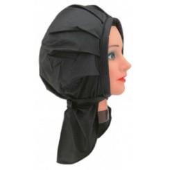 Permanent hætte, Velcro Black
