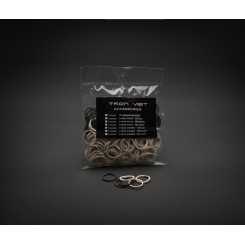 TRONTVEIT Rubber Bands - 300 pcs