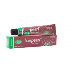 HAIRPEARL - PPD-free - Mahogny Brown - 20 ml.