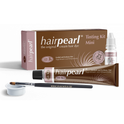 HAIRPEARL - Trial Kit - Middle Brown