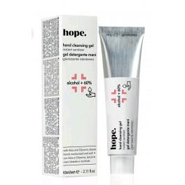HOPE håndvask 60% - 60 ml.gel
