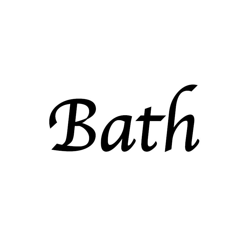 Bath er din bedste ven, hvis du har hovedbundsproblemer.